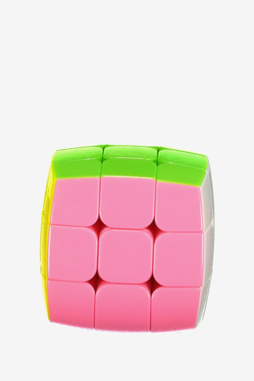 Cute Bread Cube, Pink/Blue/Green/White/Yellow