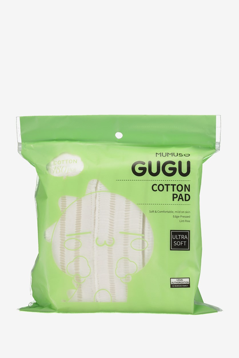 Gugu 180pcs Bag Packed Cotton Pad