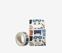 2cm Daily Use Watch Masking Tape, White Combo