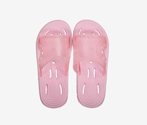 Women's Non Slipping Hole Sole Slippers, Pink