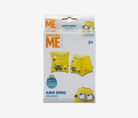 Kids 2-pcs Minions Arm Band, Yellow