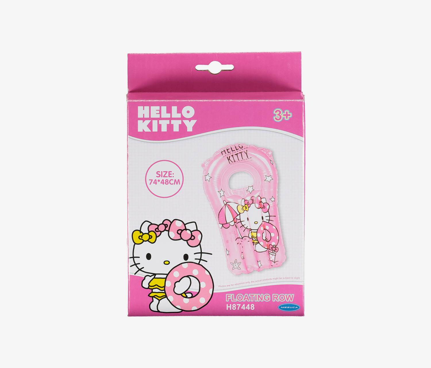 Hello Kitty Kids Inflatable Swim Float, Pink