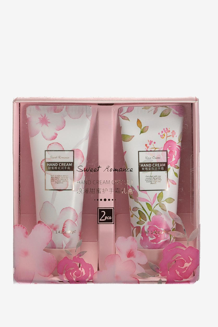 Sweet Romance Hand Cream Gift Set of 2 40g