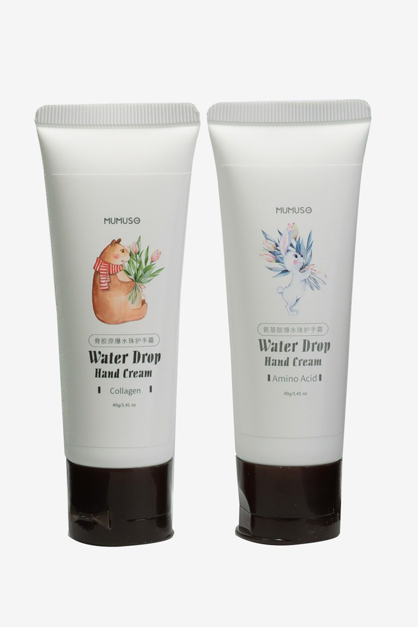 Water Drop Hand Cream Gift Set of 2 40g