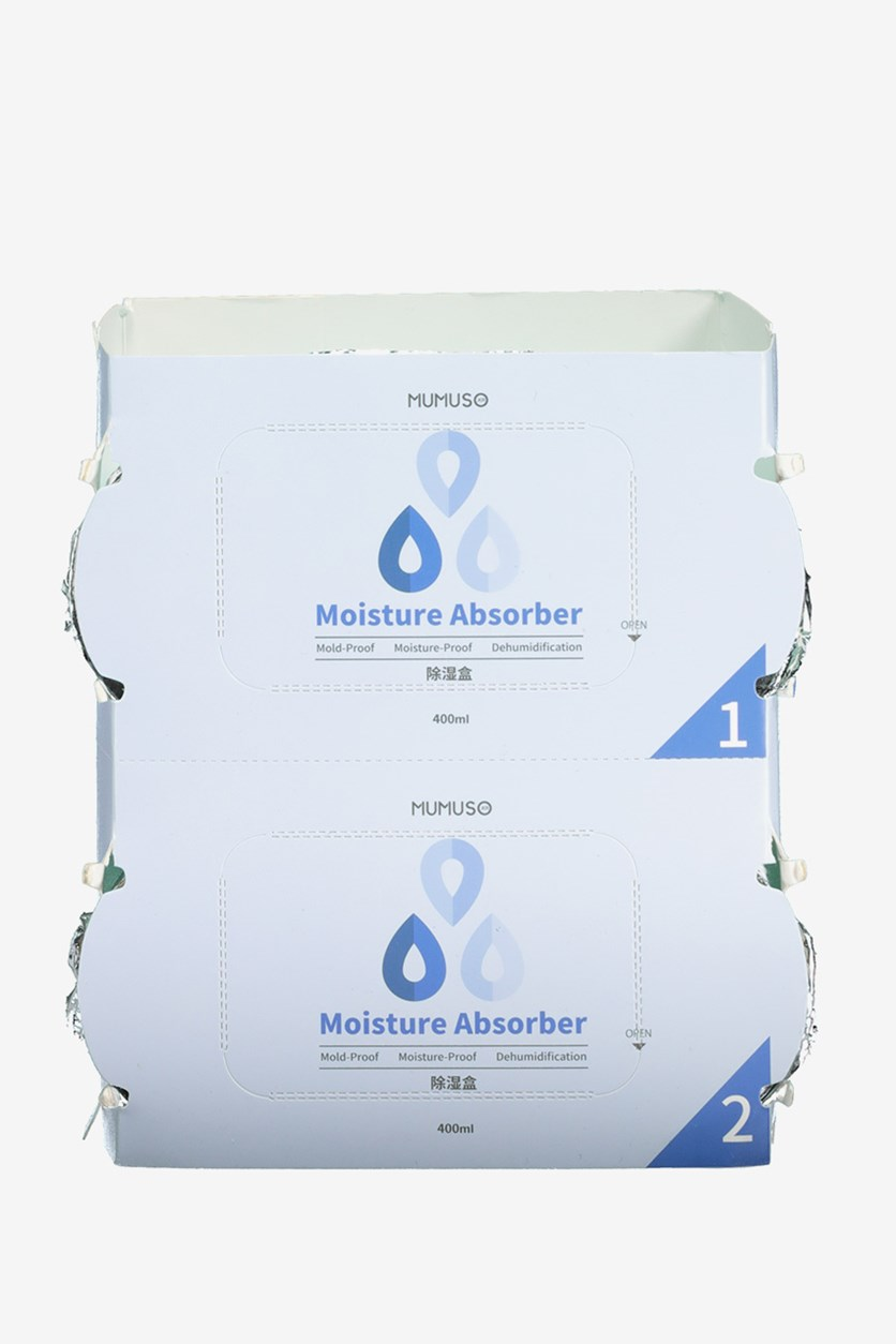 Moisure Absorber Box 400ml, Blue