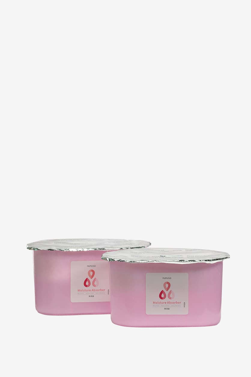 Moisure Absorber Box 400ml, Pink