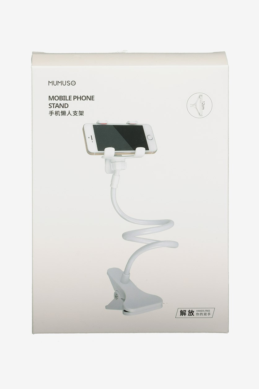 Mobile Phone Stand, White