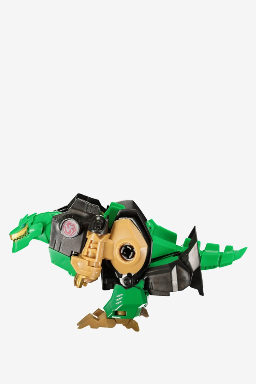 Transformable Dinosaur Toy, Green