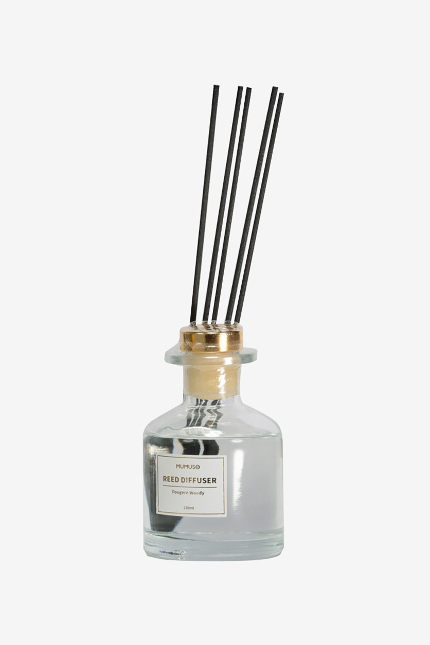 Time Reed Diffuser, Blue