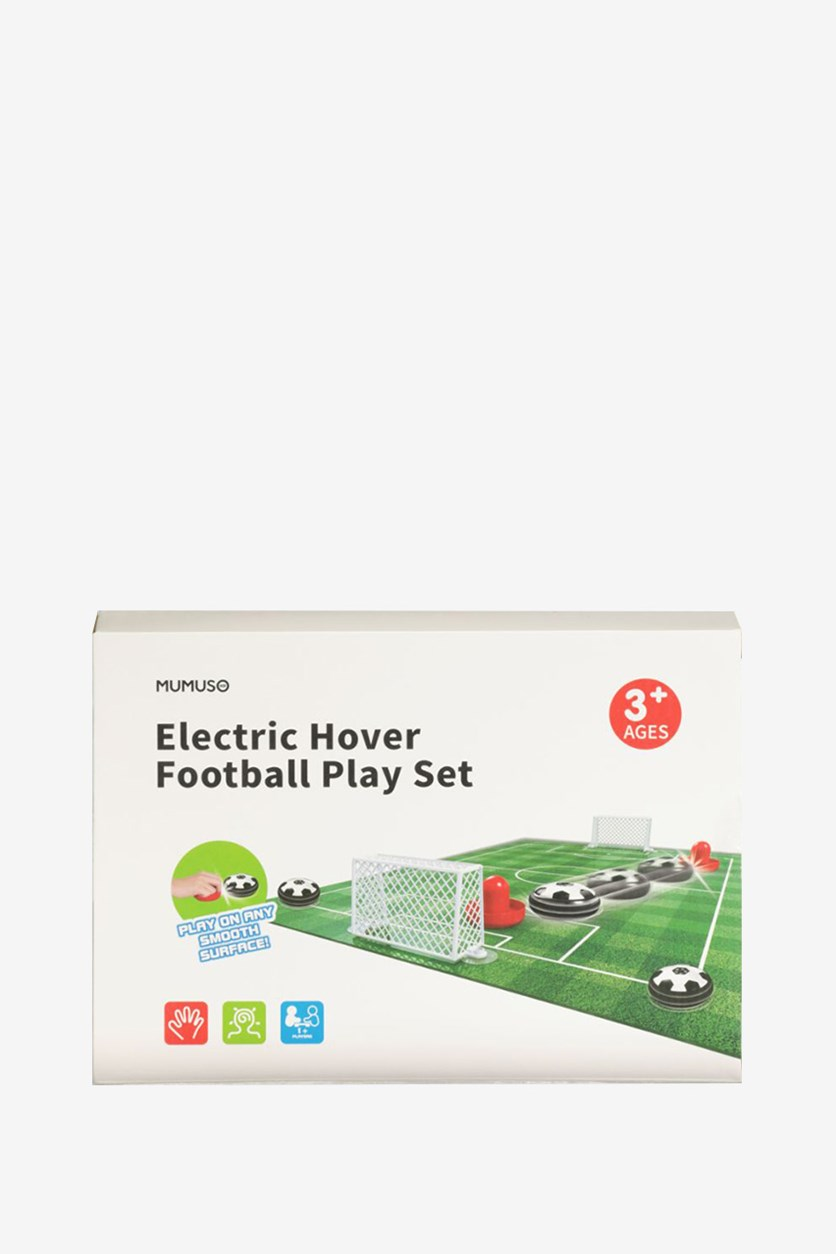 Electric Hover Football Play Set, Green Combo