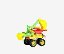 Beach Toys Construction Vehicle, Yellow Combo