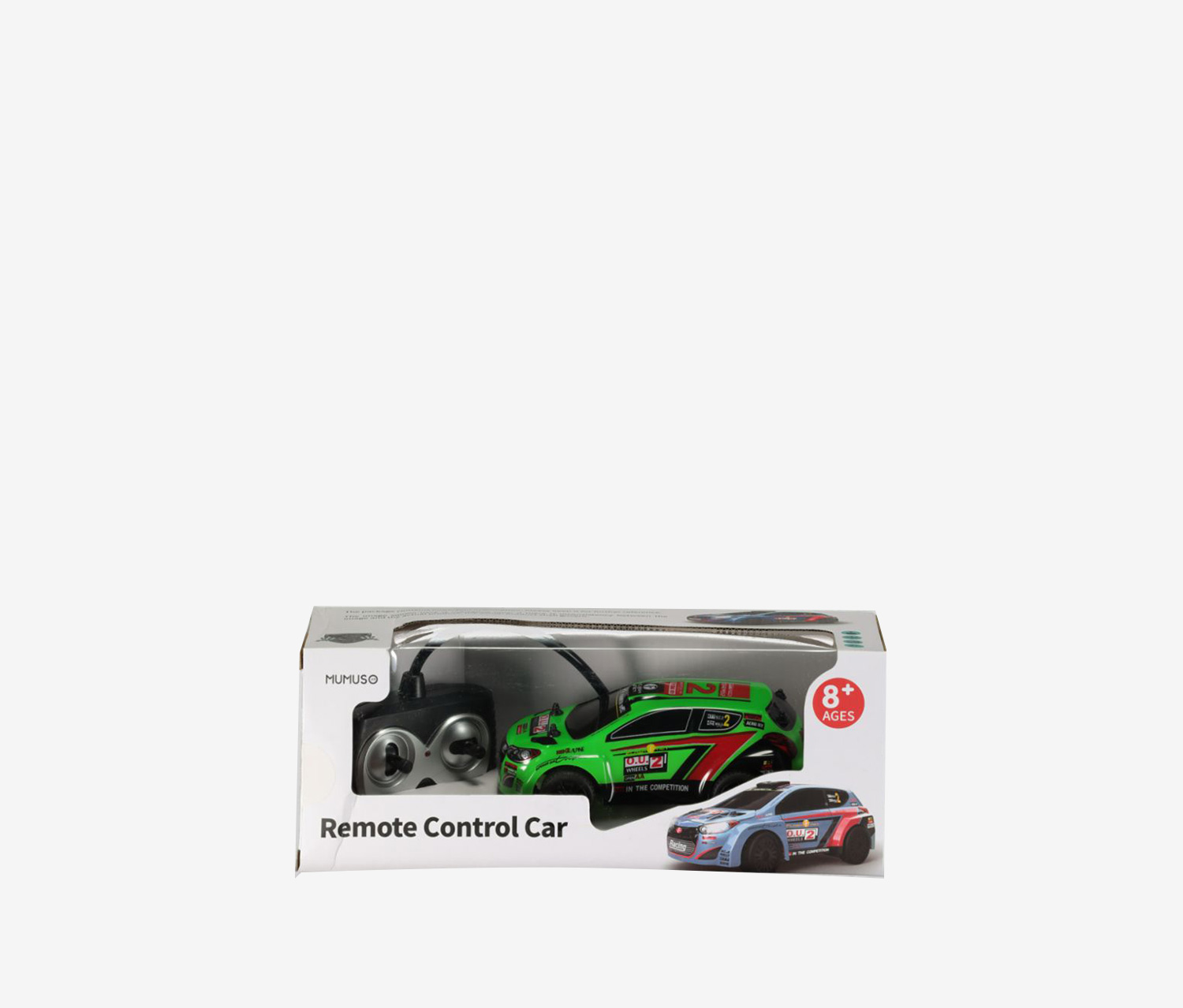 Remote Control Car, Green Combo