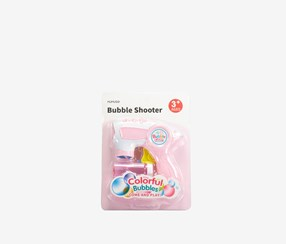 Bubble Shooter Toy, Pink