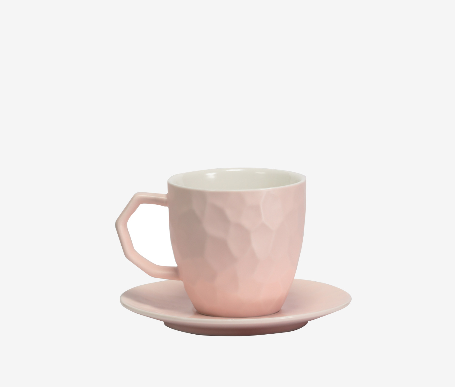 Coffee cup-The water Cube, Pink