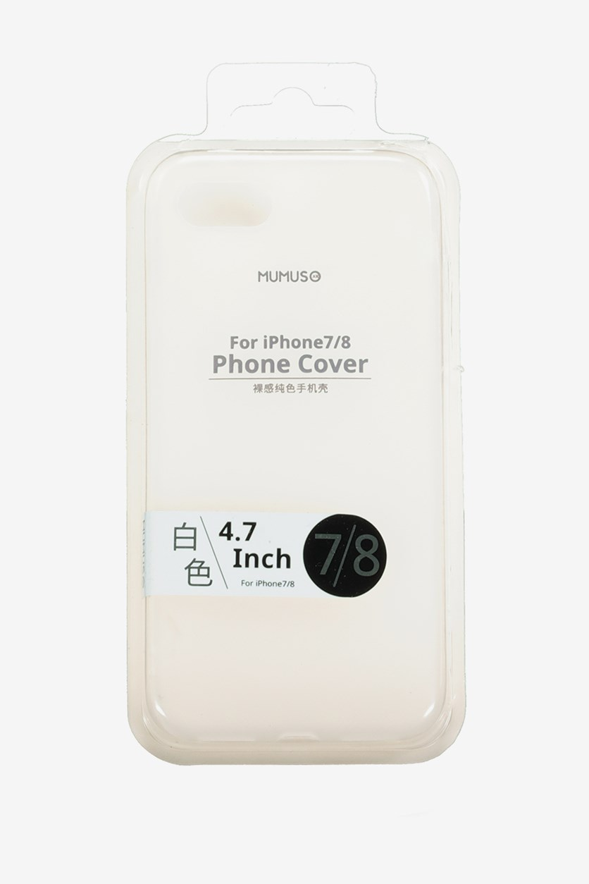 Iphone 7/8 Phone Cover, White