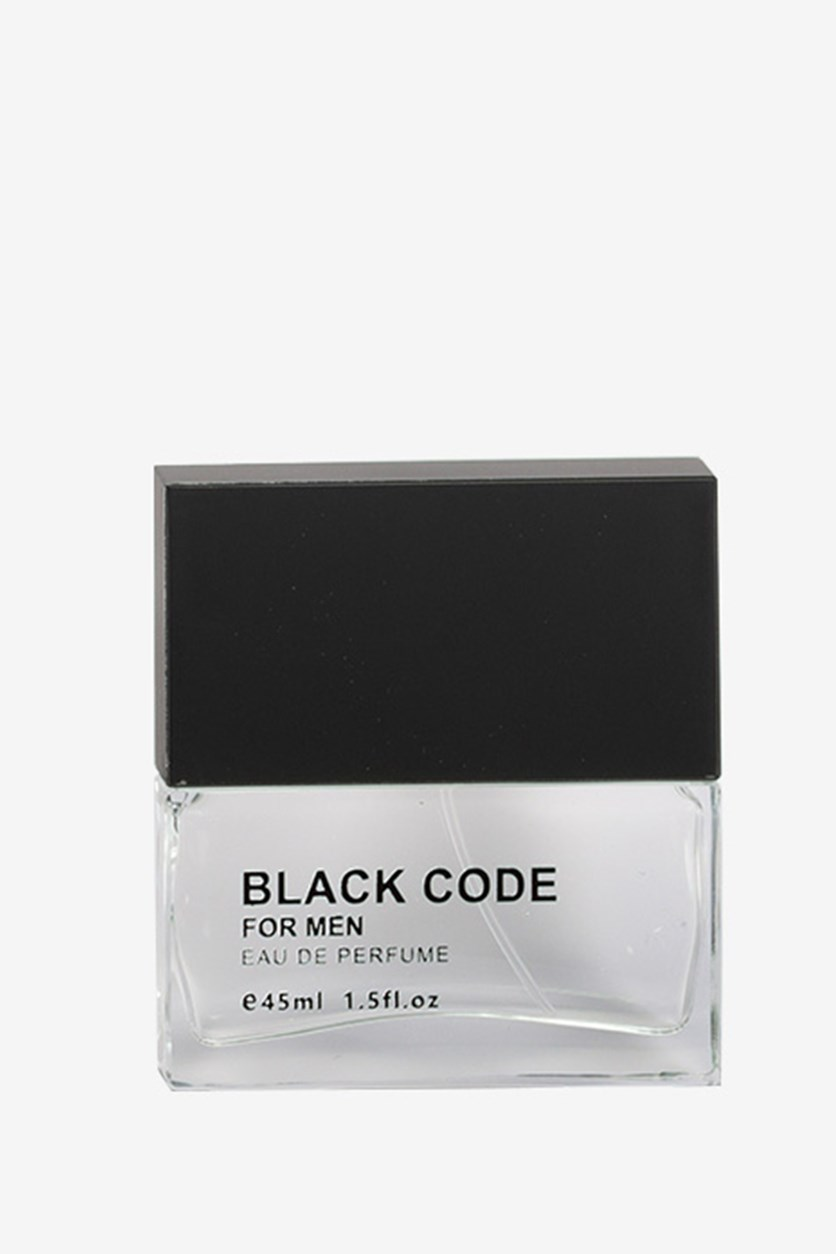 Black Code For Men Eau De Toilette 45ml