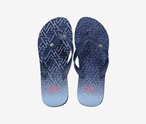 Men's Flip Flop, Dark Blue
