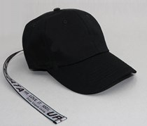 Women's Baseball Cap, Black