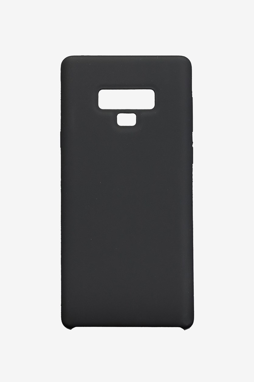 Samsung Note9 Silicone Phone Case, Black