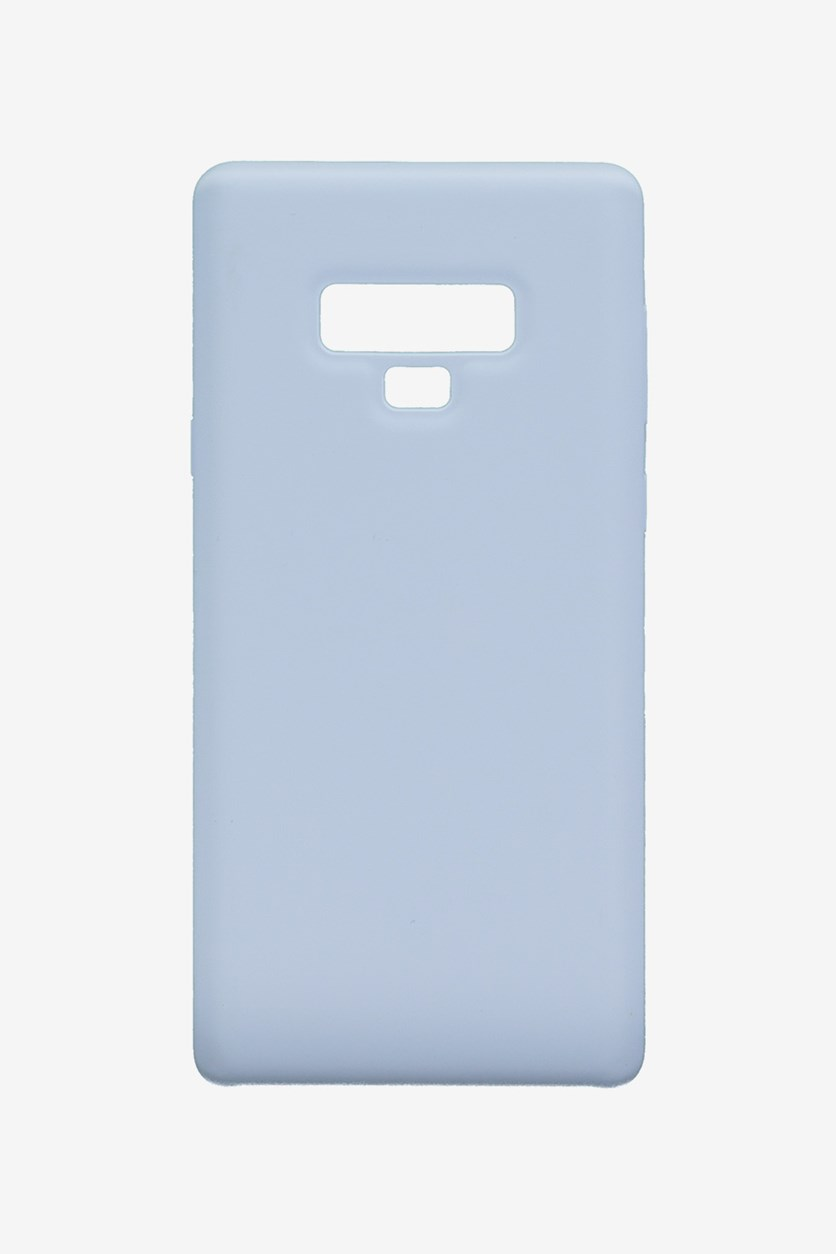 Samsung Note9 Silicone Phone Case, Blue