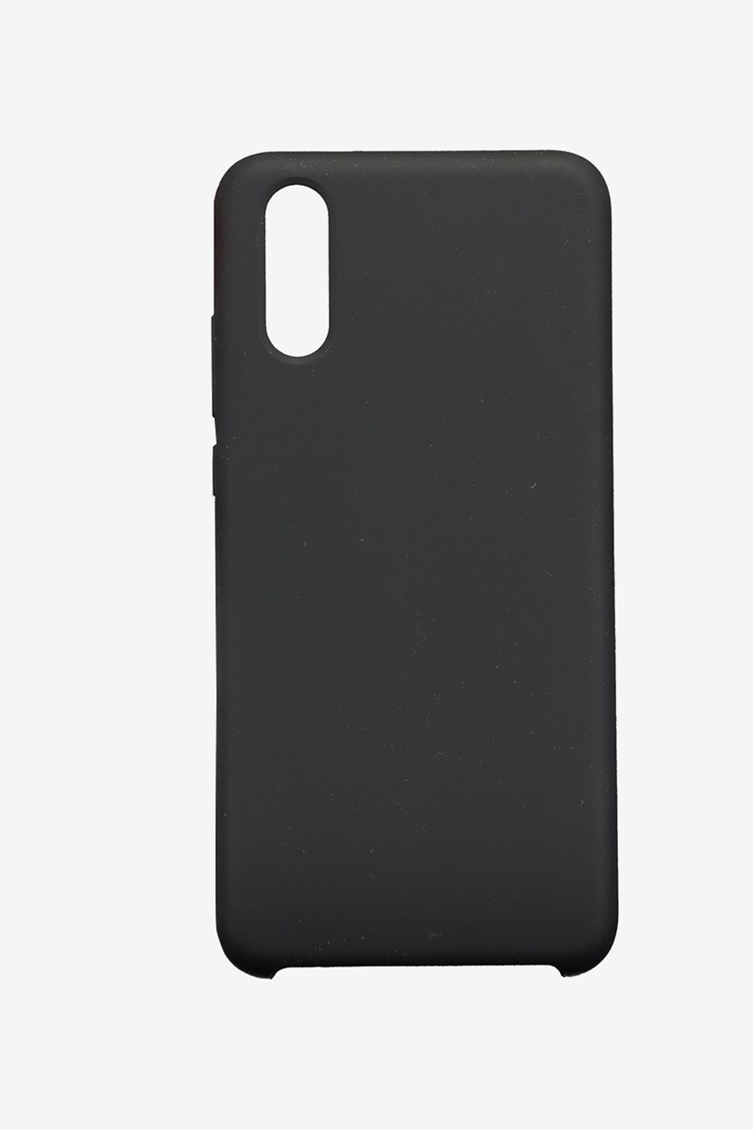 Huawei P20 Silicone Phone Case, Black