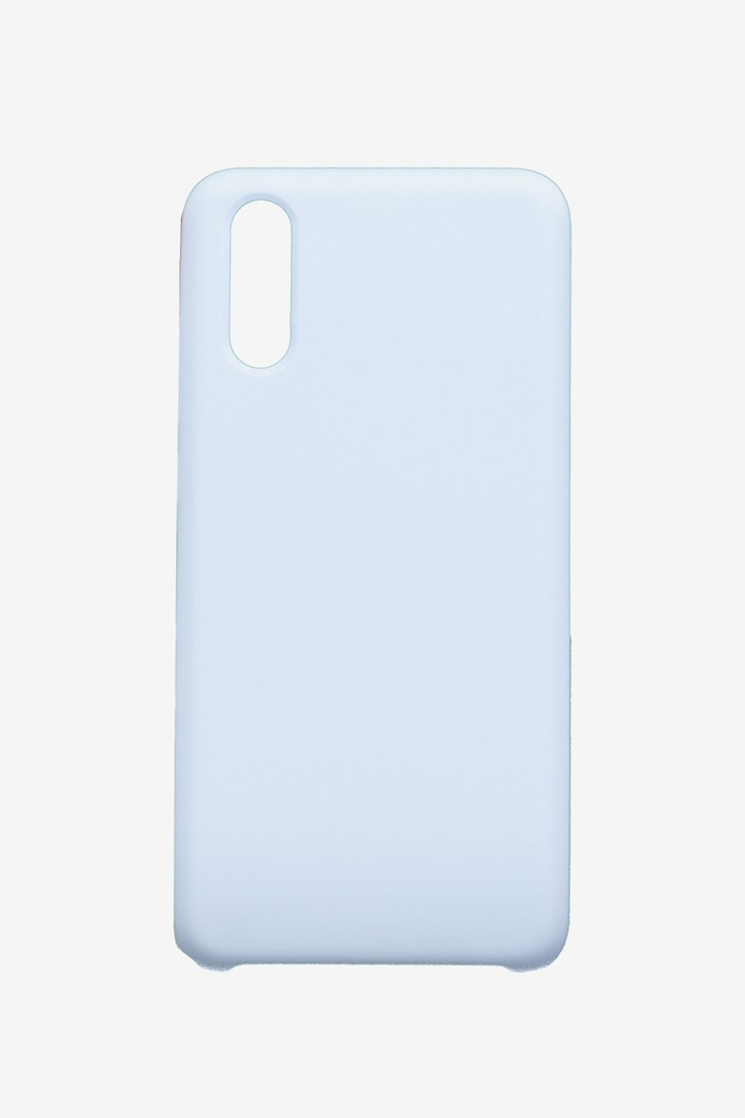 Huawei P20 Silicone Phone Case, Blue