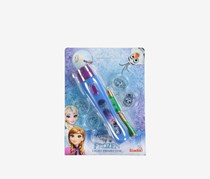 Disney Frozen Light Projector 16cm, Blue/Purple