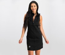 Desigual Belse Rep Dress, Black