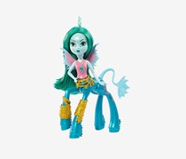 Monster High Fright-Mares Bay Tidechaser Doll, Blue