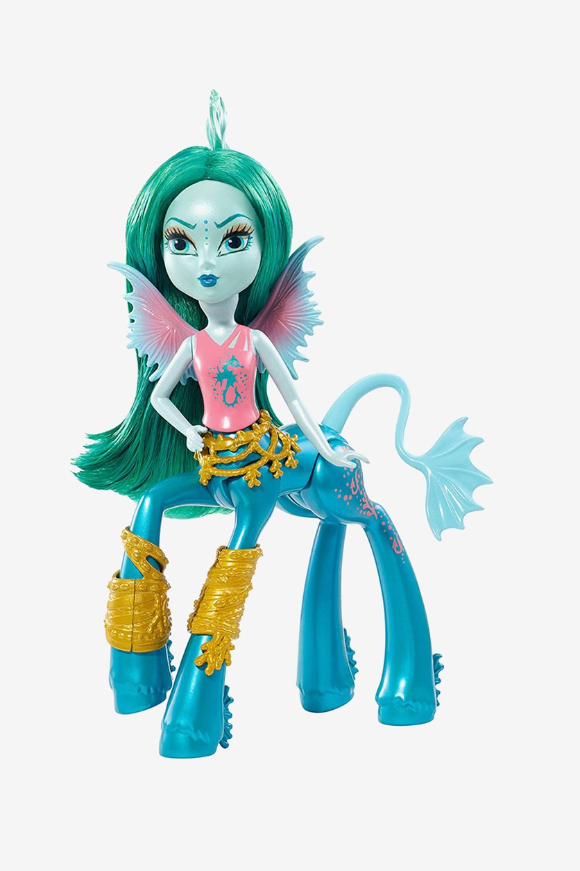 Fright-Mares Bay Tidechaser Doll, Blue