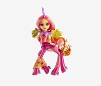 Monster High Fright-Mares Flara Blaze Doll, Pink