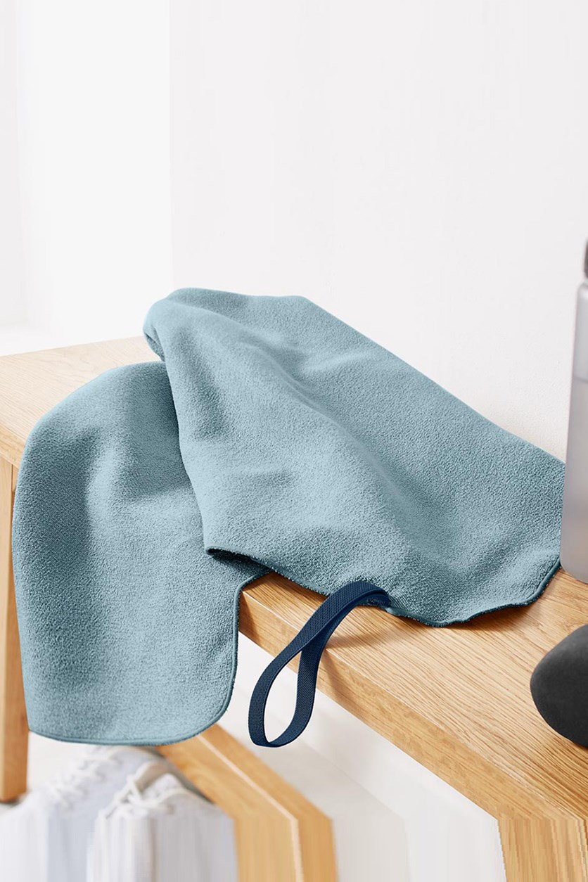 Fitness Towel, Turquoise