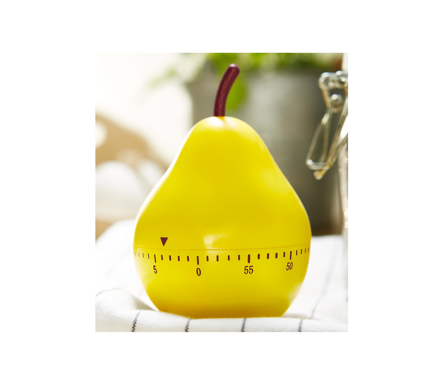 Kitchen Timers, Yellow