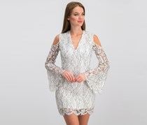 Keepsake Women's Lace Dress, Ivory