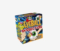 John Adams Gross Science Eyeball Dissection, White Combo