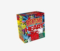 John Adams Gross Science Beating Heart, Red Combo