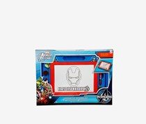 Avengers Small Magnetic Scribbler, Blue/Red