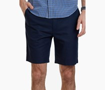 Nautica Mens Classic-Fit Plus Size Shorts, Navy