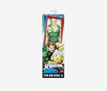 Marvel Spider-Man Titan Hero Series Villains Sandman Figure, Beige/Green