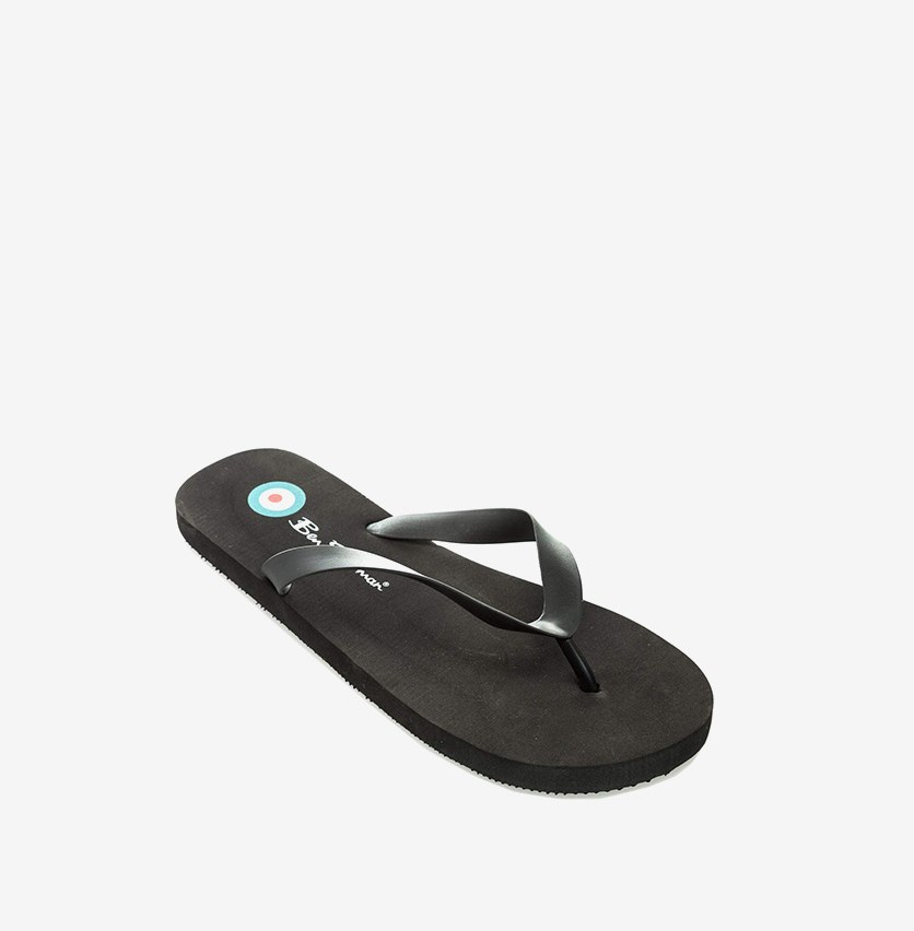 Men's Falmouth Flip Flop Beach, Black
