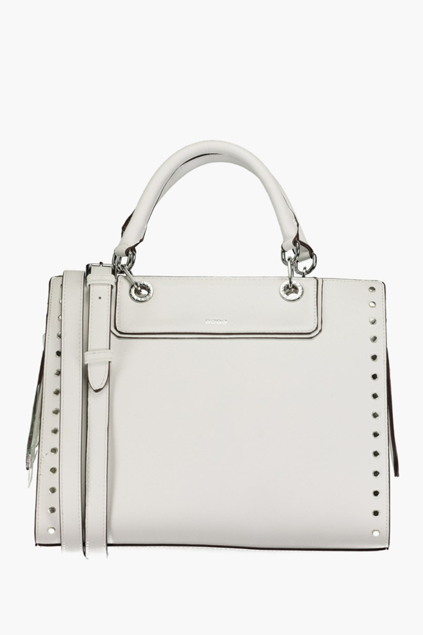 Women Victoria Satchel Bags, White