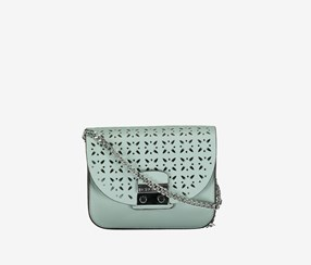 Women Marley Cross Body Bags, Seafoam
