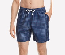 The Men's Store at Bloomingdale's Swim Trunks, Deep Cobalt