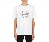Volcom  Men's Tee-Shirt, White
