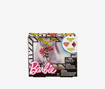 Barbie DC Comics Wonder Woman Top Fashion, Gray