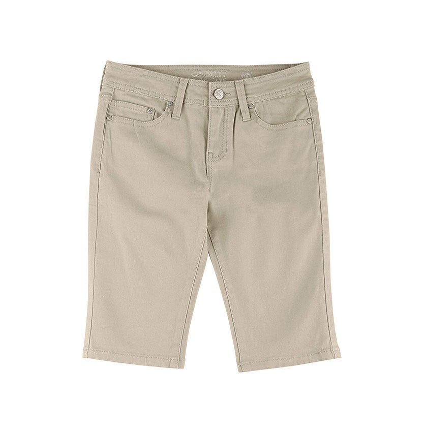 Big Girls' Super Soft Skimmer, Stone Beige