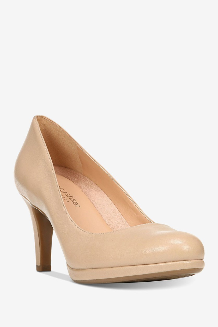 Women's Michelle Pumps, Tender Taupe