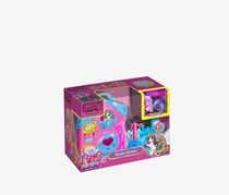 Dracco Filly Royale Heart House Set, Pink/Blue Combo