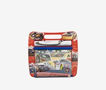 Disney Cars Rolling Art Desk, Red Combo