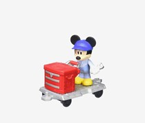 Disney Mickey & the Roadster Racers Engineer Mickey, Blue Combo